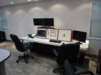 Test control room